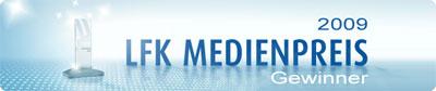 LFK Medienpreis 2009 Gewinner